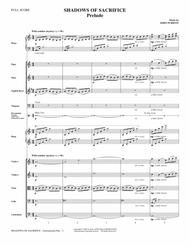 Shadows of Sacrifice - Full Score
