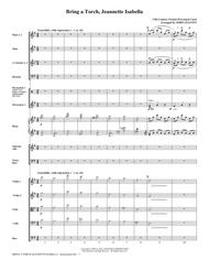 Bring a Torch, Jeanette Isabella - Full Score