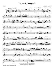 Mayim, Mayim - Flute