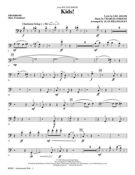 Kids! - Trombone