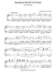 Symphony No. 40 (Theme)