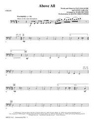 Above All - Cello