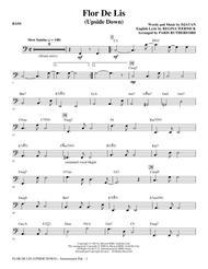 Download Flor De Lis Upside Down Bass Sheet Music By Paris