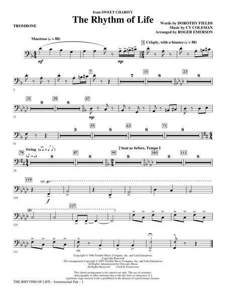 The Rhythm Of Life - Trombone