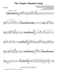 The Virgin's Slumber Song - Bassoon