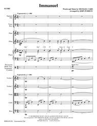 Immanuel - Score