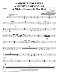 A Mighty Fortress - A Festival of Hymns - Timpani