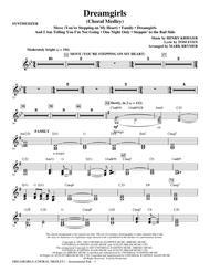 Dreamgirls (Choral Medley) - Synthesizer