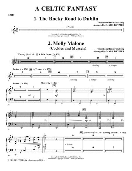 A Celtic Fantasy - Harp
