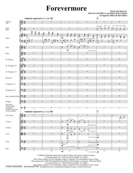 Forevermore - Score