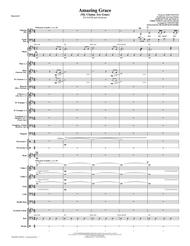 Amazing Grace (My Chains Are Gone) - Full Score