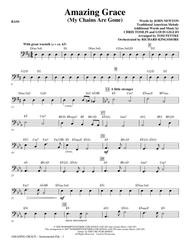 Amazing Grace (My Chains Are Gone) - Bass
