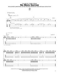 no more sorrow instrumental mp3