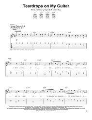 Teardrops On My Guitar