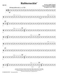 Rubberneckin' - Drums