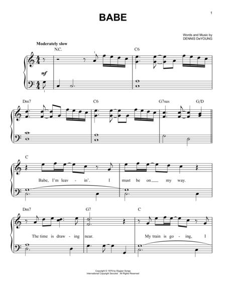 The Best Songs Ever  6th Edition Easy Piano Sheet Music