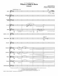 When A Child Is Born (Soleado) - Full Score