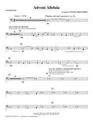 Advent Alleluia - String Bass