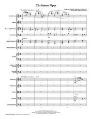Christmas Pipes - Full Score