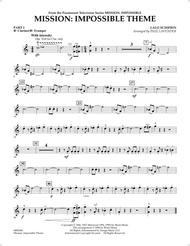 Mission: Impossible Theme - Pt.1 - Bb Clarinet/Bb Trumpet