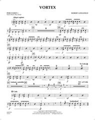 Vortex - Percussion 1
