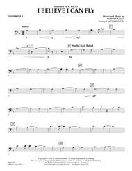 I Believe I Can Fly - Trombone 1