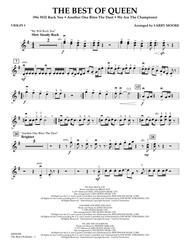 The Best of Queen - Violin 1