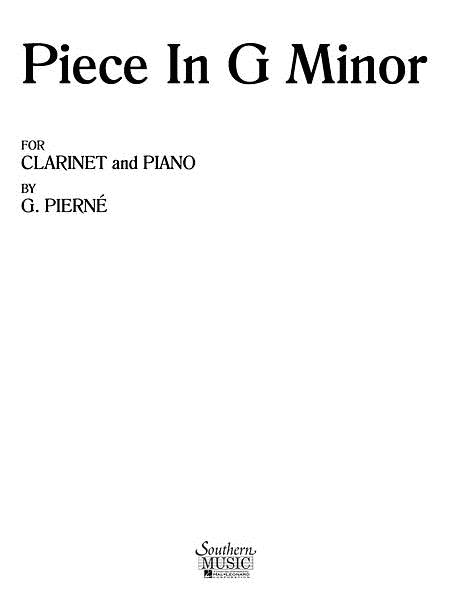 Piece in G Minor