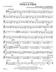Viva La Vida - Eb Alto Clarinet