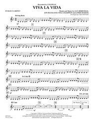 Viva La Vida - Bb Bass Clarinet