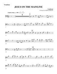 Jesus On The Mainline - Trombone