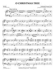 O Christmas Tree - Piano