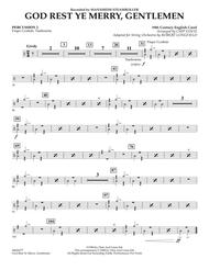 God Rest Ye Merry, Gentlemen - Percussion 2