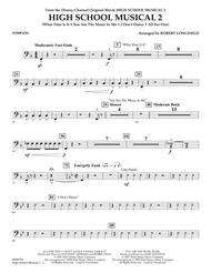 High School Musical 2 - Timpani