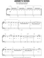 Annie's Song