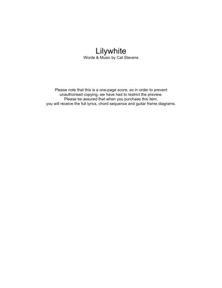 Lilywhite