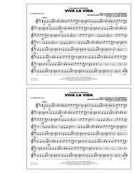 Viva La Vida - Eb Baritone Sax