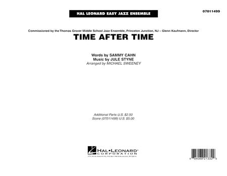 Time After Time - Full Score