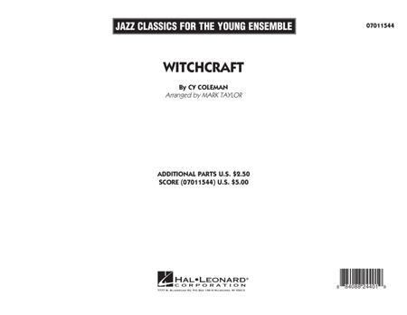 Witchcraft - Full Score