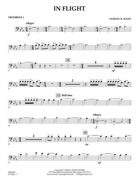 In Flight - Trombone 1