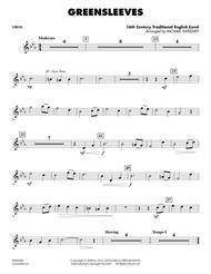 Greensleeves - Oboe