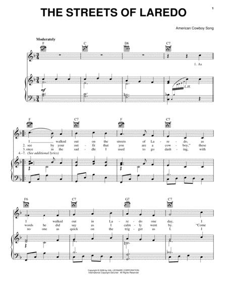 Streets Of Laredo Chords Choice Image Chord Guitar Finger Position
