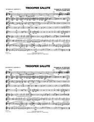 Trooper Salute - Bb Tenor Sax/Baritone TC