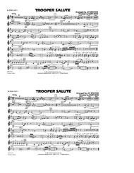 Trooper Salute - Bb Horn/Flugelhorn