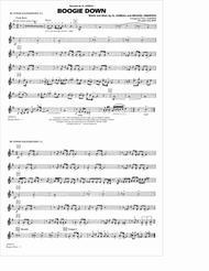Boogie Down - Bb Tenor Sax/Baritone TC