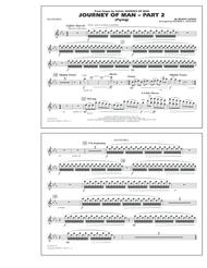 Journey of Man - Part 2 (Flying) - Flute/Piccolo