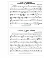 Journey of Man - Part 3 (Youth) - Eb Alto Sax