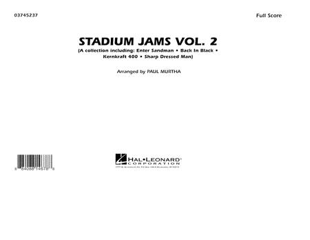 Stadium Jams - Vol. 2 - Full Score