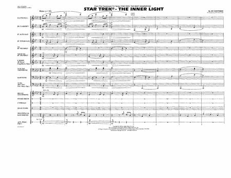 Star Trek - The Inner Light - Full Score