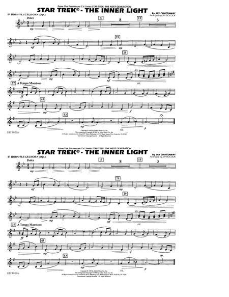 Star Trek - The Inner Light - Bb Horn/Flugelhorn